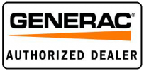 Generac Authorized Dealer Logo