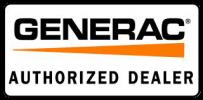 Generac Authorized Dealer Logo